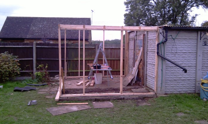 The Shed - Step One