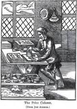 16th century stencilling