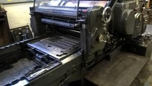 Heidelberg press