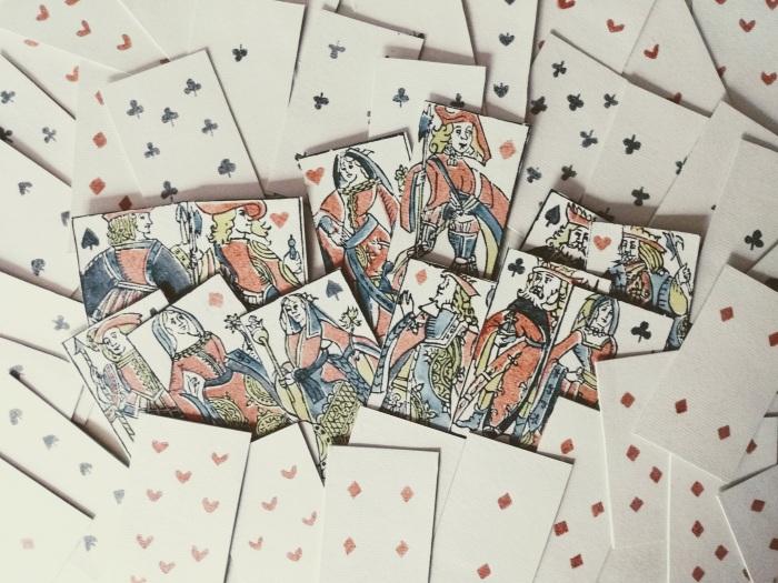 Mark IV Cards 1st Pack